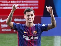 Coutinho foi apontado como possível substituto de Neymar no Barcelona