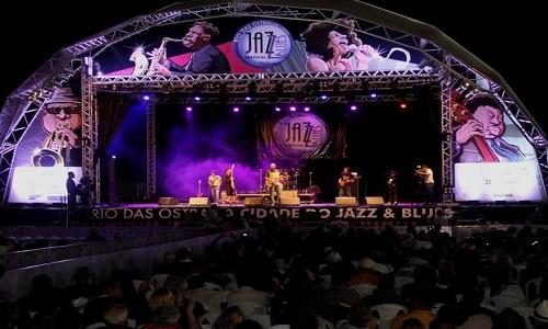 Rio das Ostras Jazz & Blues Festival terá edição no Rio