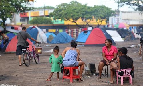 Vaticano lançou um programa para ajudar imigrantes venezuelanos