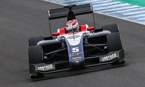 Pedro Piquet é o piloto titular da equipe Trident na GP3