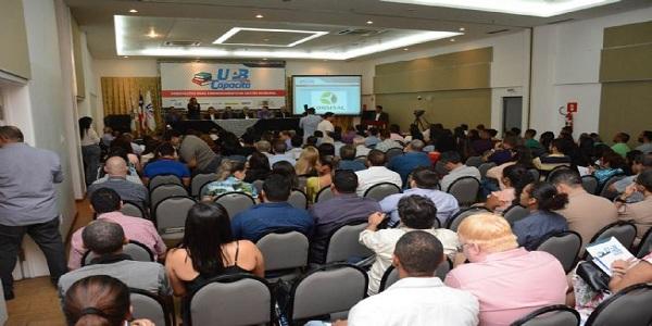 Feira de Santana está sediando primeira edição do UPB Capacita com presença de 150 prefeitos