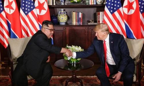 Haverá grandes mudanças! Resultado do encontro histórico entre Trump e Kim Jong-un