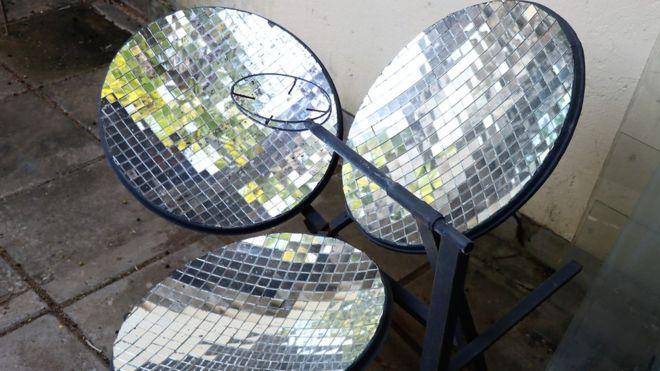 Pequisadores fabricam fogão solar para substituir botijão de gás