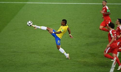 Gol 'bailarino' de Paulinho