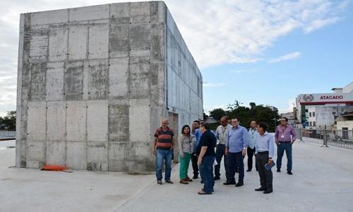 Dois mil contadores de energia elétrica deverão ser instalados no Centro Comercial Popular