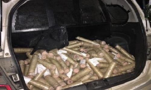 Polícia encontra mais de 160 espadas em Muritiba e em distrito de Feira de Santana