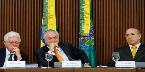 Inquérito sobre Moreira Franco Padilha e Temer mofa há 300 dias sem denúncia