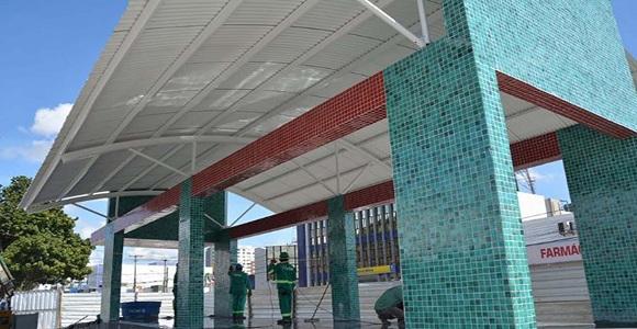 Prefeitura de Feira de Santana abre concorrências para equipamentos nas estações do BRT
