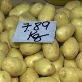 Por conta da greve dos caminhoneiros,hortaliças e frutas subiram de preço
