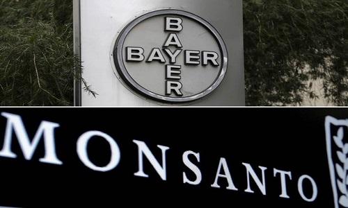 Bayer anuncia fim da marca Monsanto  Fusão