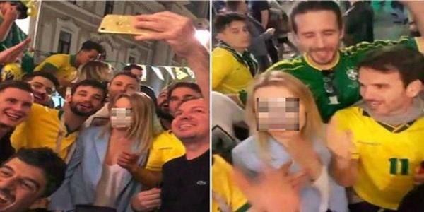 Brasileiros que aparecem em vídeo vexatório devem responder por crimes na Rússia