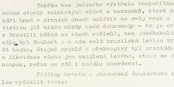 """Documento secreto soviético diz que """"brasileiros são preguiçosos e levianos"""""""