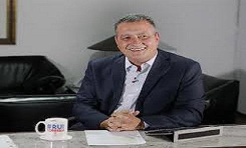 Governador da Bahia Rui sanciona lei ao TJ , que passa a funcionar com 70 desembargadores