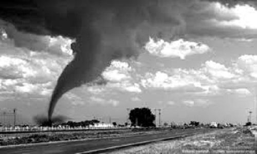 Caçador de tempestades levou 19 anos para registrar este Tornado