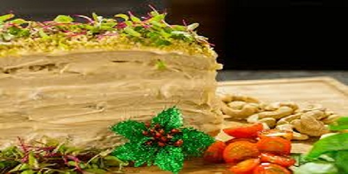 Torta Fria de Atum Confit
