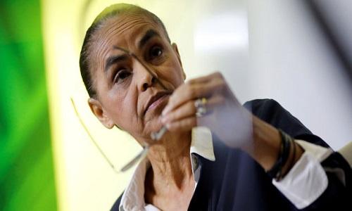 Marina Silva rebateu a acusação de defender o criacionismo
