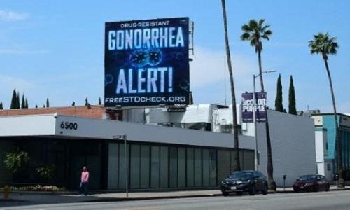 Alerta na Califórnia por epidemia de DST's