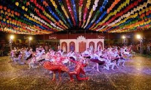 Nordeste e a cultura popular no festival de Quadrilha Juninas