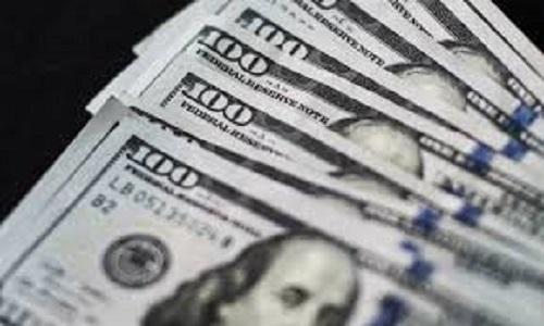 Dólar em queda ,abaixo de R$ 3,70