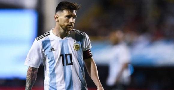 Messis não aceitou amistoso da seleção contra Israel