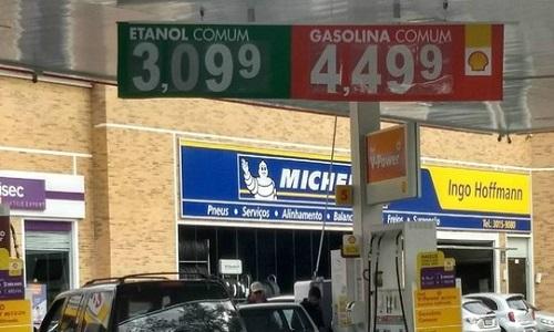 Planalto fica em alerta com insatisfação sobre preço da gasolina e tenta se antecipar ao problema