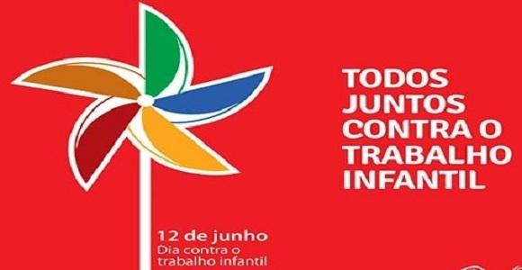 Centro de Abastecimento e ruas da cidade serão alvos de combate ao trabalho infantil dia 12