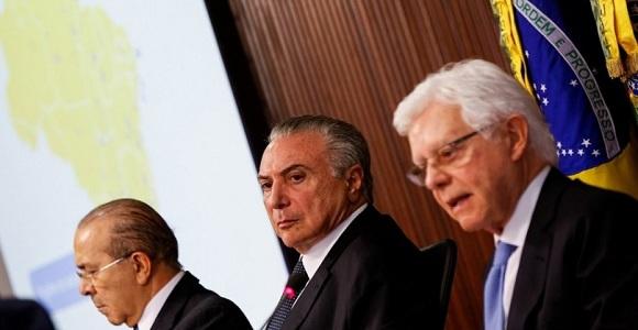 Governo Temer é considerado ruim ou péssimo por 82% dos brasileiros