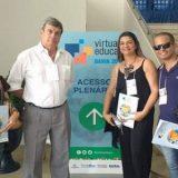 Gestores da Unamacs participam de evento internacional, em Salvador