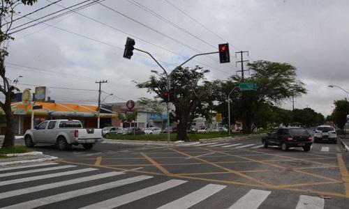 Aberto o binário nas ruas Santo Antônio e Frei Aureliano
