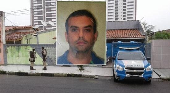 O assassino do filho do radialista Aristides Oliveira foi identificado e continua livre