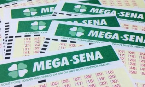 Mega-Sena acumulada 27 milhões
