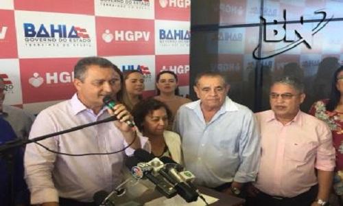 Governador acusa Feira de Santana de se negar a assumir coordenação do Samu regional