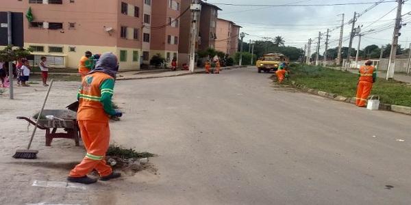 Operação da SESP já está em fase de conclusão nos conjuntos habitacionais populares