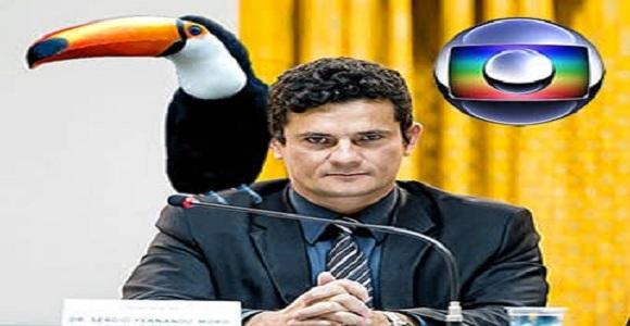 A matéria sobre articulação entre Moro e PF que O Globo apagou
