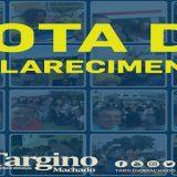 NOTA DE ESCLARECIMENTO DO DEPUTADO TARGINO MACHADO