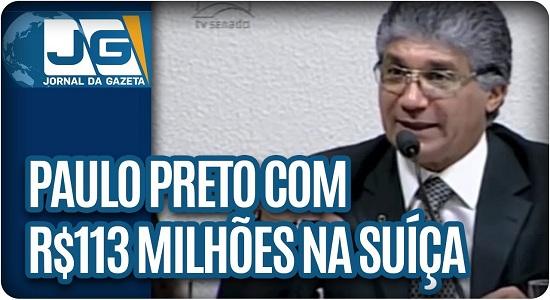 JUSTIÇA MANDA BLOQUEAR BENS DE PAULO PRETO, OPERADOR DO PSDB