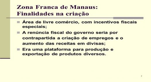 Próximo alvo de Temer é a Zona Franca de Manaus