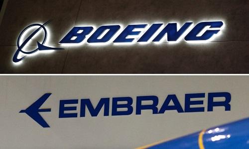 Boeing e Embraer formarão nova empresa