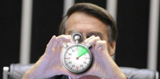 """A """"castração midiática"""" de Jair Bolsonaro"""
