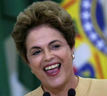 Dilma lidera para o senado federal em Minas
