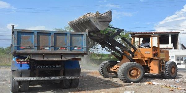Transportadores de resíduos sólidos da construção civil se ferirem legislação serão penalizados