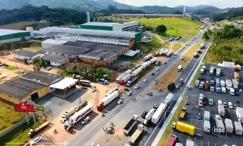 Transporte de cargas pode gerar renúncia fiscal