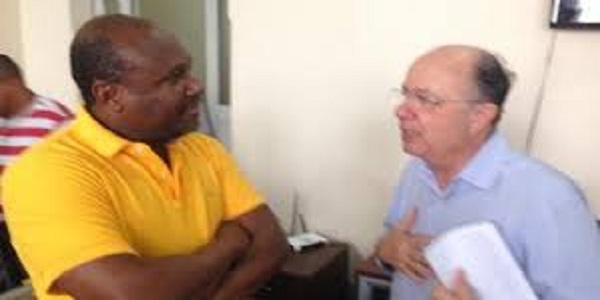 Zé Ronaldo pré candidato ao governo do Estado afirmou que PSC o PSC pode está na chapa