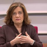 Durante briga, economista ensina matemática a Miriam Leitão