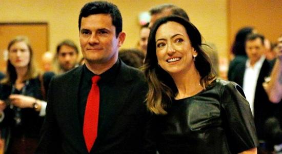 Esposa de Sérgio Moro abre empresa de palestras