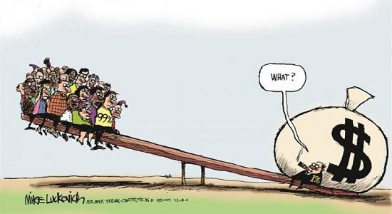 A insanidade gerada pelo capitalismo está conduzindo a humanidade ao abismo social/ Por Sérgio Jones*