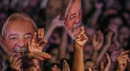 Tribunal de Haia declara que Lula é preso político