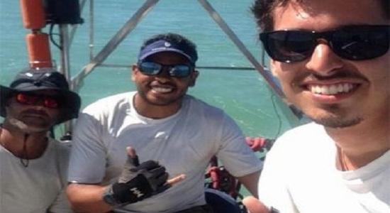 Em Cabo Verde, Temer conversa com presidente sobre velejadores presos por tráfico