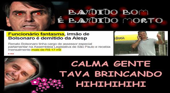 Só agora Bolsonaro demite funcionária fantasma