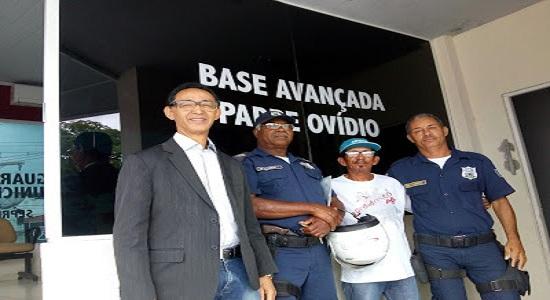 Vereador apresenta projeto que muda nome da Guarda Municipal para Polícia Municipal